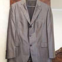 Пиджак NEXUS брюки рубашка галстук Италия р52-54, в Домодедове