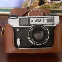 "Фотоаппарат "" ФЭД- 5"", в Новосибирске"