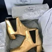 Полусапожкам Prada в идеале 39,5 размер, в г.Варшава