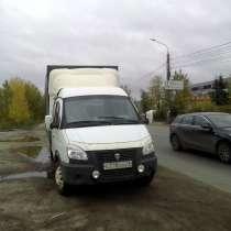 ГАЗель, в Нижнем Новгороде