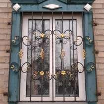 Металлические двери, решетки, ворота, заборы, в г.Горловка