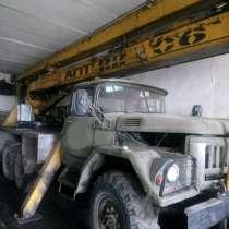 Продам автовышку вездеход АГП-22.06,ЗИЛ-131,трехколенка, в Челябинске