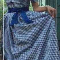 Платье в клетку, вечернее, летнее, новое секси платье, ретро, в Перми