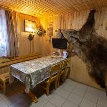 Русская баня, сибирский чан, в Ярцево