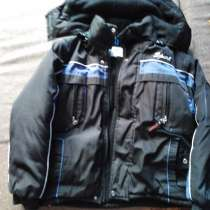 Продам зимнюю куртку детскую размер XL, в Надыме
