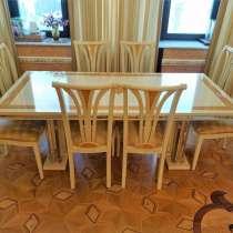 Гостиная столовая Turri обеденный стол и 8 стульев Италия, в Москве