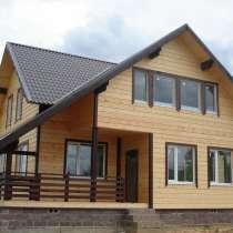 Строительство деревянных домов, в Сергиевом Посаде