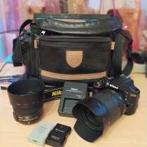 Nikon D3300+18-105+50mm 1.8, в Симферополе