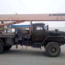 Продам автокран Ивановец, Урал, 25тн-31м, новая резина, в Челябинске