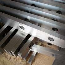 Ножи гильотинные по металлу 590 60 16мм в наличии предназнач, в Подольске