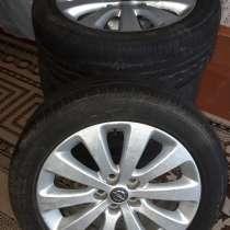 Продаю в отличном состоянии колеса, 4 штуки. Оригинал!, в Дмитрове