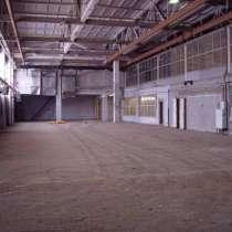 Сдаю производственно-складское помещение 955 кв.м. Без комис, в Москве