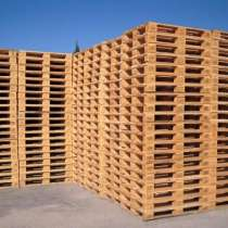 Производство любых видов деревянных поддонов, в г.Витебск