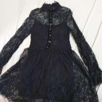Шикарное гипюровое платье, в г.Аланья