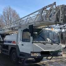 Продам автокран Zoomlion QY30V,2013г/в,30тн-48м, в Самаре