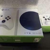 Продам игровую консоль Xbox series S 500gig, в Северске