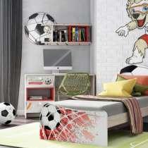 Кровать детская футбол 33, в Новосибирске