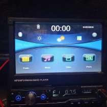Продаю автомагнитолу с выдвижным экраном, в Уфе