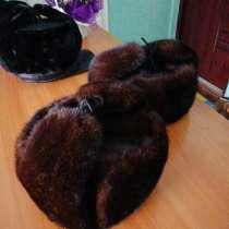 Продается шапка норковая, размер 58, в отличном состоянии, в Барнауле
