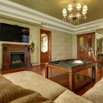 Сдается уютная дизайнерская квартира в классическом стиле, в Екатеринбурге