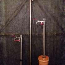 Водопроводная колонка-кран напорная до 16 кг/см2 всесезонная, в Краснодаре