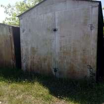 Металлический гараж, в Уфе