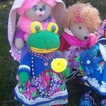 Текстильные куколки, в Санкт-Петербурге