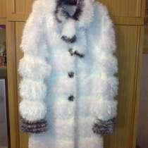 Вязаное пальто из травки в магазине такого нет, в г.Экибастуз