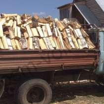 Дрова колотые 5 куб. м берёзовые с доставкой, в Тюмени