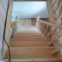 Изготовление лестниц для любых домов, в Иркутске