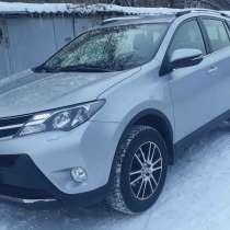 Продам Toyota RAV4, кроссовер, 2015 г, в Воронеже