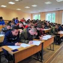 Подготовка к профотбору в ВУЗы МО, МЧС, МВД, в Туапсе