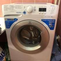Продам б/у узкую стиральную машину Indesit NSL 5051, в Иркутске