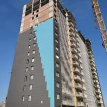 Продам 1-комн. квартиру, 42.7 м², 14 этаж в ЖК Отражение, в Красноярске