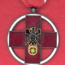 Германия рейх Почетная медаль Немецкого Красного Креста DRK, в Орле