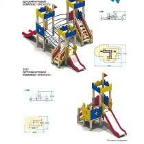 Изготавливаем Детские игровые комплексы, в Оренбурге