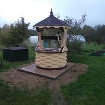 Домик для колодца, в Череповце