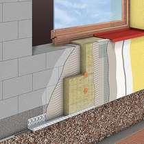 Фасадные работы- штукатурка. покраска, утепление, облицовка, в г.Борисов