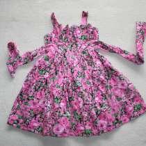 Сарафан платье 5 и 6 лет новый, в Москве