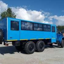 Автобус вахтовый Урал NEXT 3255-5013-71Е5, в Нефтеюганске