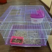 Клетка для грызунов, в Кемерове