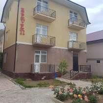 Отель «Seven» в ЦО «Бор-бор», с Бостери от берега 150 метр, в г.Каракол