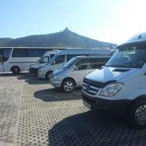 Пассажирские перевозки в Домбай, Эльбрус по России и Грузии, в Пятигорске