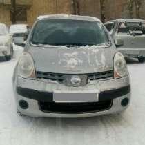 Продам Nissan Note 2006 года / левый руль, механика, в Красноярске