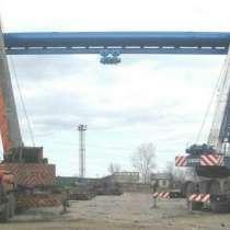 Монтаж и демонтаж кранов, кран-балок, тельферов, подъемников, в Красноярске