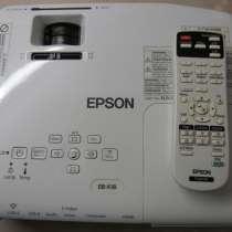 Проектор Epson EB-X18, практически новый, УТП, в Томске