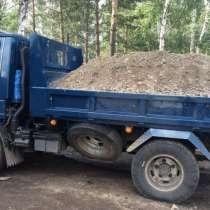 Гравий доставка в любых объемах, в Иркутске