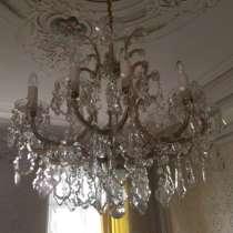 Люстра 12 рожковая, в г.Тбилиси