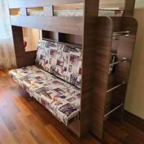 Кровать двухъярусная, в Нефтеюганске