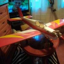Самолет на бензиновом двигателе, в Краснодаре